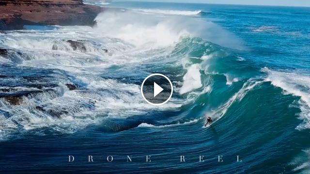 Western Australia - A Drone Showreel DJI Mavic Pro