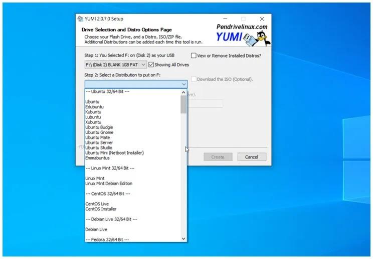 YUMI Multiboot USB Creator: Δημιουργία πολλαπλών εκκινήσεων σε ένα USB Flash Drive