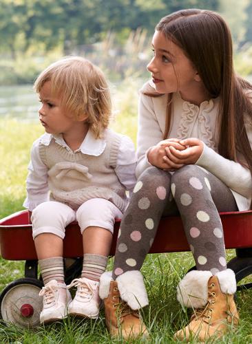 Calzedonia medias y calcetines niña
