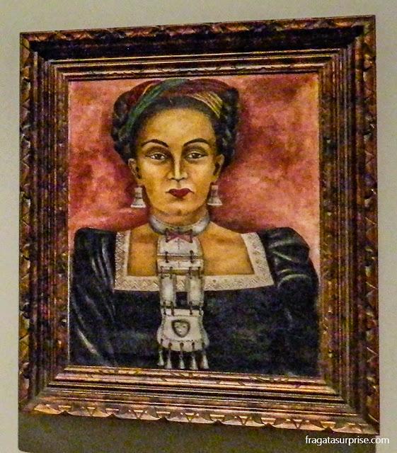 """Maria Izquierdo, """"Autorretrato"""", 1941"""