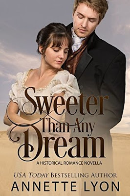 Heidi Reads... Sweeter Than Any Dream by Annette Lyon