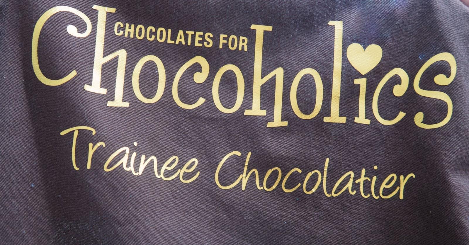 Ramblings Of A Jaffa Cat Chocolates For Chocoholics Workshop
