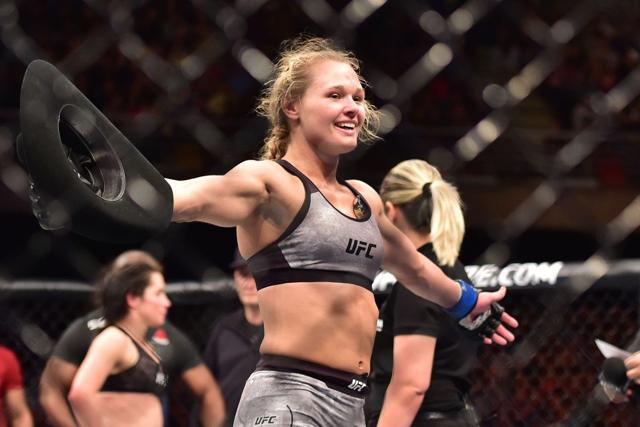 UFC, Andrea Lee