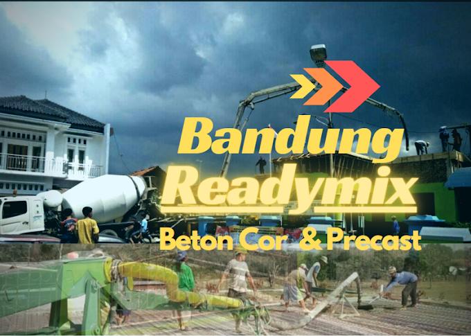 BETON COR BANDUNG READYMIX