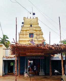Uma Kamandaleswara Swamy Temple in Ryali