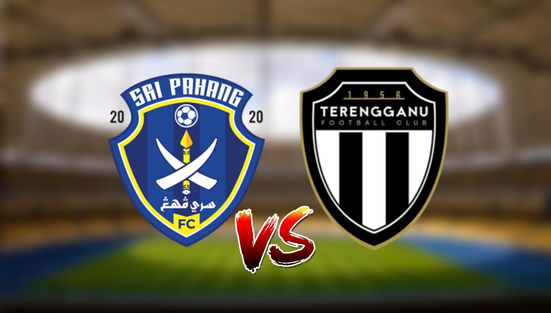 Live Streaming Sri Pahang FC vs Terengganu FC Liga Super 6.4.2021