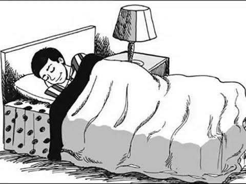 Ini Loh Manfaat Tidur Miring ke Kanan
