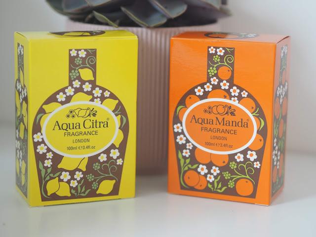 Aqua Manda Fragrance London