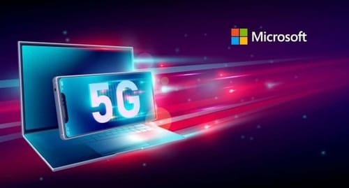 Microsoft enters a 5G race with telecom operator cloud services