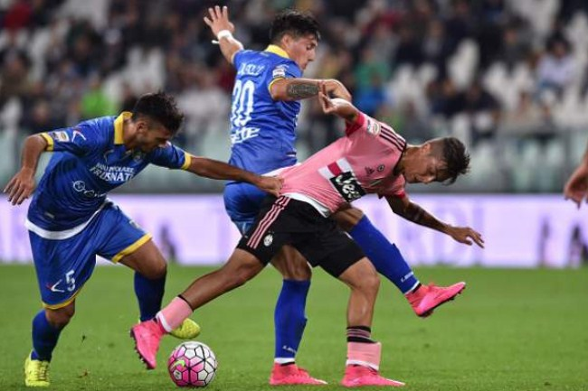 Frosinone vs Juventus Serie A 2016