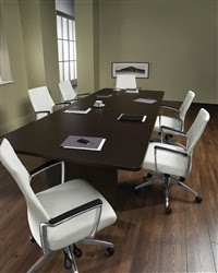 Global Laminate Rectangular Conference Table