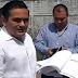 Dejan fuera de reunión de seguridad a Fiscal de Veracruz; lo dejaron en el sol