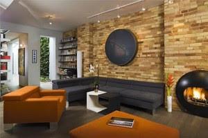 Ruang Tamu Desain Batu Alam Untuk Orang Penting Seperti Anda