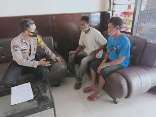 Bhabinkamtibmas Melayu Baru Selesaikan Masalah Warganya Dengan Problem Solving