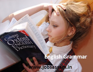 Assam HS Class 12 English Grammar Tense Forms