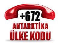 +672 Avustralya Antarktika Bölgesi ve Norfolk Adası ülke telefon kodu