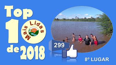 Top 10 de 2018 - 8º lugar