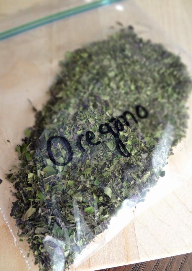 1 Hour Dried Oregano