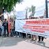 Menyoal Pembangunan Kantor Pertamina EP, Ratusan Warga Pagaden Geruduk Kantor DPMP TSP Subang