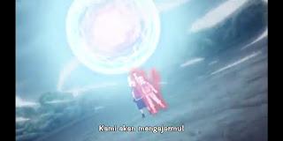 Karma Urashiki di Boruto Episode 135