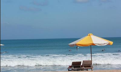 Wisata Pantai Legian