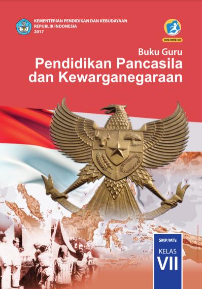 Buku Teks Pelajaran PKn Kurikulum 2013 Revisi 2017