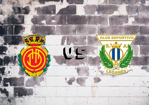 Mallorca vs Leganes Resumen