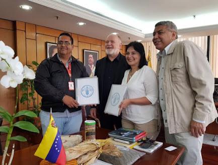 Firman acuerdo con la FAO para la recuperación de bosques tropicales del país