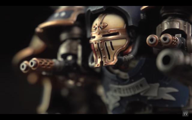 rostro nuevo Caballero Imperial
