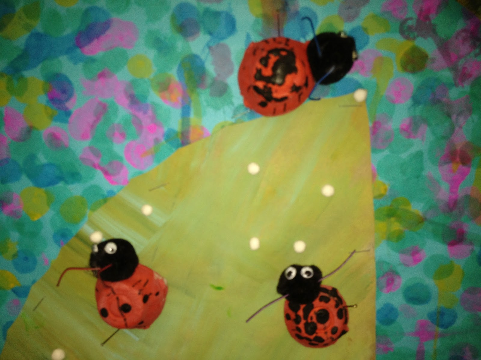 Mrs Goff S Pre K Tales The Very Grouchy Ladybug