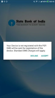 verify sim in sbi pay
