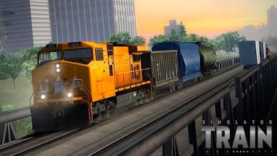 Resultado de imagem para Train Simulator PRO 2018