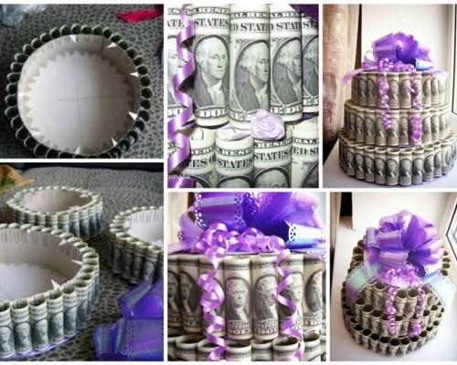 подарки, подарки денежные, дарим деньги, торт денежный, торт подарочный, деньги, рлжпоет, подарки на свадьбу, подаркт на день рожденя, подарки своими руками, своими руками, иастер-класс, торт из денег, купюры, подарки из купюр,http://prazdnichnymir.ru/ Денежный торт из купюр (МК)