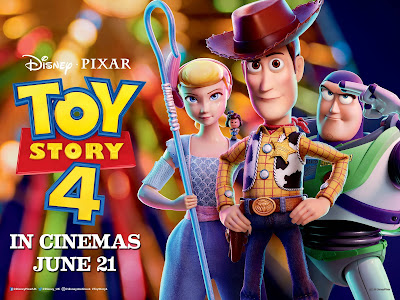 Film Toy Story 4 (2019) HD Bluray