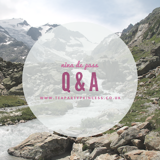 Q&A with Nina de Pass