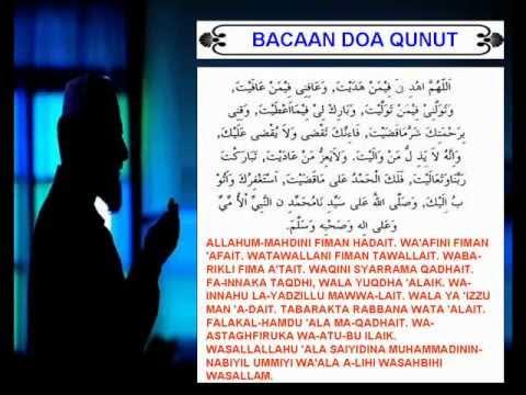 Doa Qunut Rumi Pdf Download