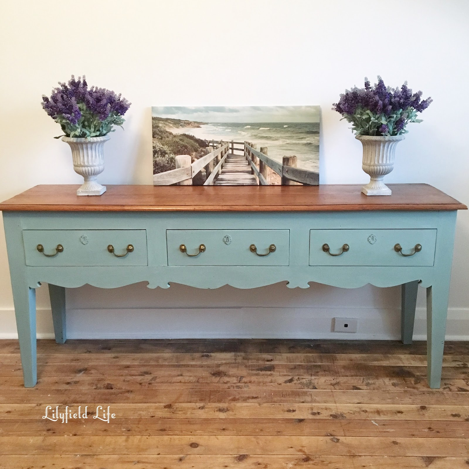Lilyfield Life Painted Furniture In Blue, Navy And Green