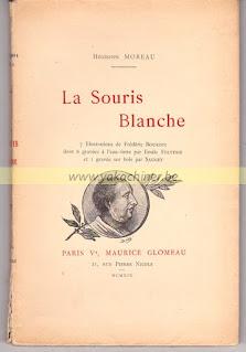 Hégèsippe Moreau, la souris blanche, 1919-983