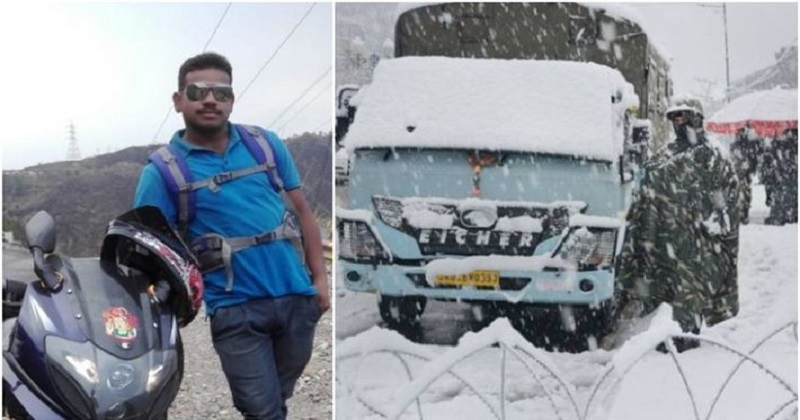 Heavy snowfall; The soldier's marriage was terminated,www.thekeralatimes.com