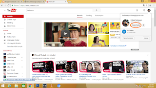 Cara membuat watermark (tanda air) pada video di  youtube