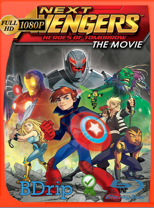 Los Próximos Vengadores: Héroes del Mañana (2008) BDRip 1080p Latino [GoogleDrive] Tomyly