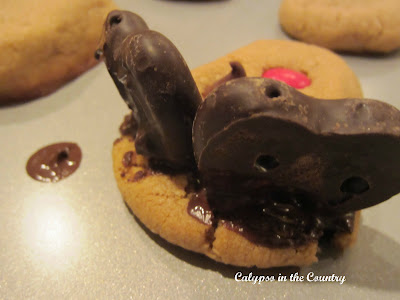How to Make Peanut Butter Reindeer Cookies