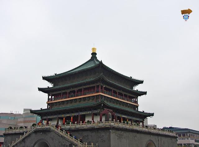 Torre de la campana - Xián - China
