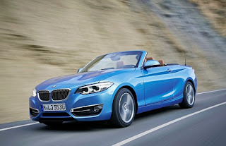 BMW Series 2 Convertible