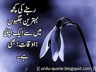 Urdu Lovely Quotes 6