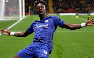Best Stats from Abraham, Pulisic wonderfull performance Chelsea wins Crystal Palace 2-0.