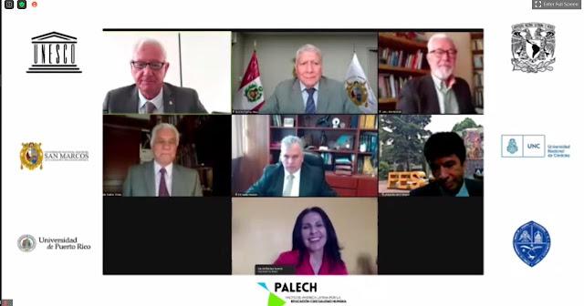 Universidades públicas de Latinoamérica se unen en pacto por la educación