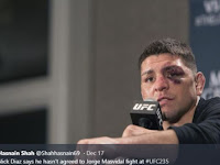 UFC President considers Nick Diaz to have no more passion for fighting