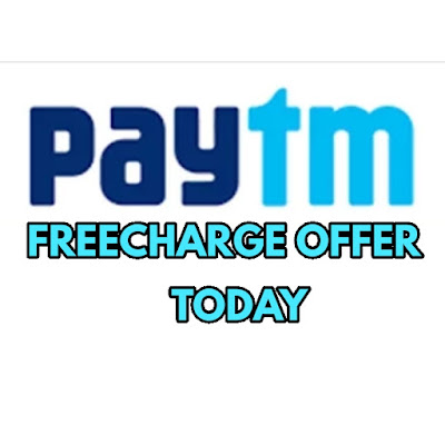 Paytm Freecharge Offers Today