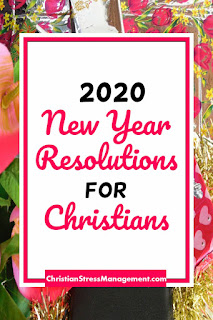 2020 New Year Resolutions for Christians